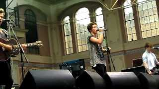 The Vamps 'Cecilia' ft Joe Sugg at Summer in the City (Front row) Mp3