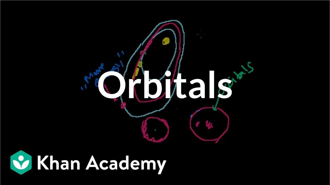 Orbitals electronic structure of atoms chemistry khan academy orbitals electronic structure of atoms chemistry khan academy youtube ccuart Image collections