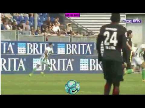 Friendly   Frankfurt (Ger) : Betis (Spa) (3):0  