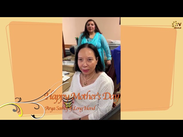 Happy Mother's Day by Arya Samaj of Long Island