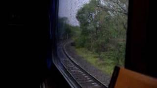 Onboard Amtrak
