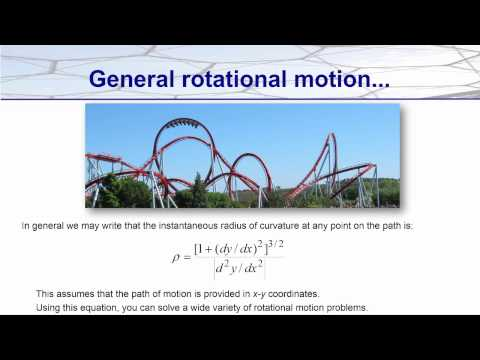 10.4 - Dynamics : General Rotational Motion