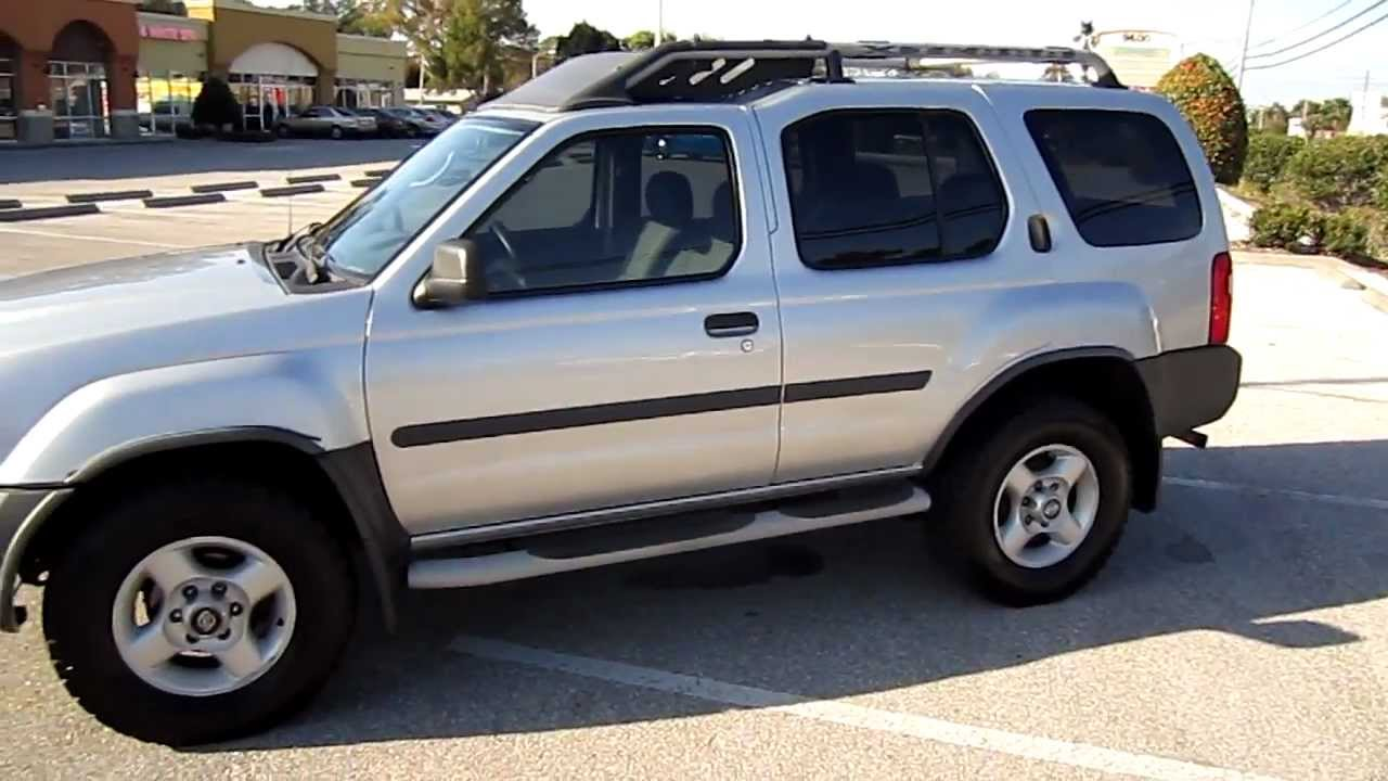 sold 2002 nissan xterra xe 2wd 80k miles meticulous motors. Black Bedroom Furniture Sets. Home Design Ideas