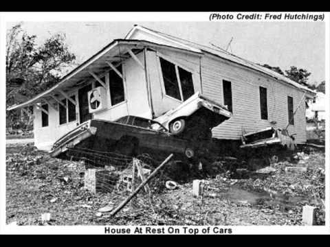 Hurricane Camille: catastrophic storm