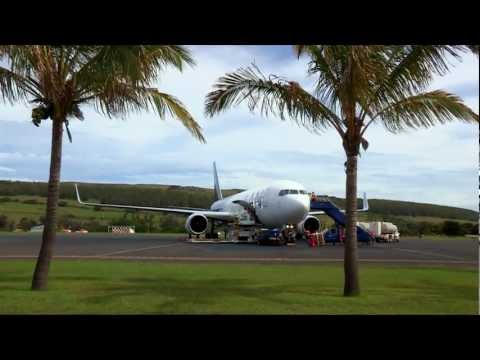 Easter Island Tropical Airport