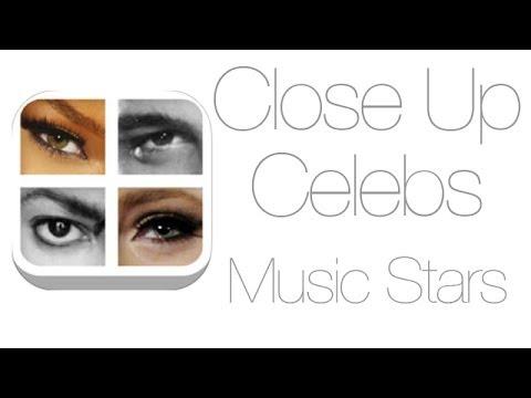 Close Up Celebs Music Stars Answers Level 2