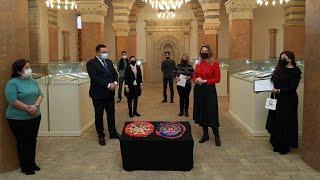 В Азербайджане возрождают искусство гурамы