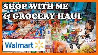 Huge Vacation Grocery Haul And Shop With Me || Walmart Miami