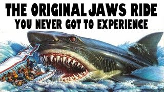 Yesterworld: The Jaws Ride You Never Got To Experience