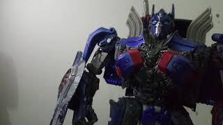 Transformers New Beginning Trailer