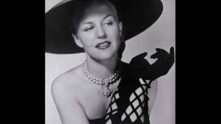 Peggy Lee: Trouble Is A Man (Wilder) - Recorded October 18, 1946