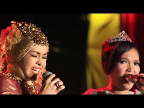 Jakarta Melayu Festival 2016 - Sabda Cinta - Iyeth Bustami - Kiki Ameera