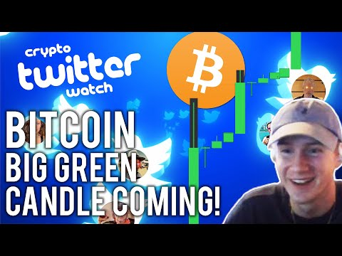 Massive Green Candle Coming For Bitcoin Soon!