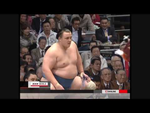 Day 1   2010 March Haru Basho Grand Sumo Tournament