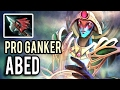 THE BEST GANKER IN THE WORLD - Imba Oracle by Abed Patch 7.01 Dota 2