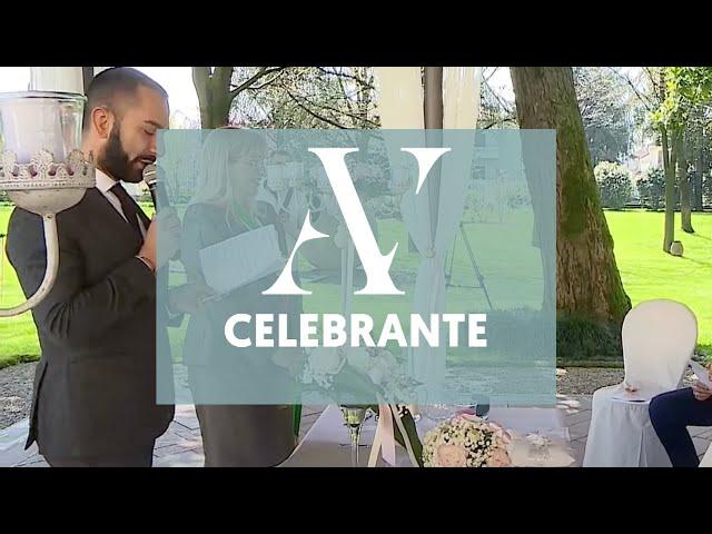 Palazzo Colleoni, Celebrante rito civil ufficiale, Perfect Ed Sheeran - Andrea Vivona