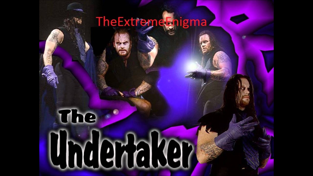 the undertaker 6th wwe theme song graveyard symphony v3