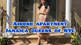 Gambar cover Our Airbnb apartment in Jamaica Queens of New York