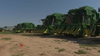 Machinery Pete Talks Used Cotton Equipment on Ag Day TV 6/27/16