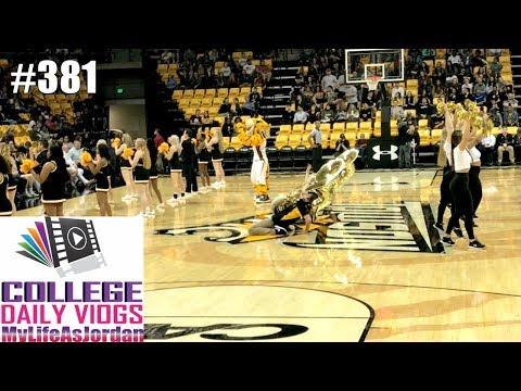 TOWSON VS DELAWARE   Daily Vlog #381