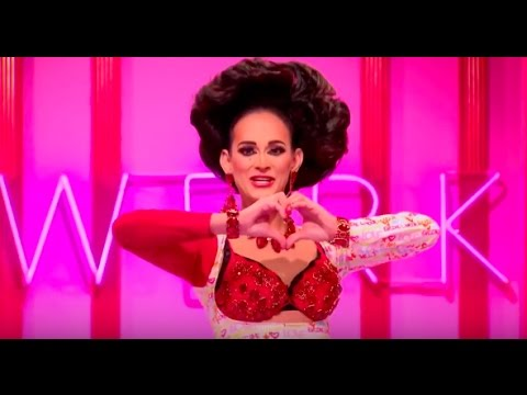 Best of Cynthia Lee Fontaine | RuPaul's Drag Race S08
