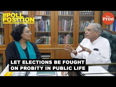 Let these elections be fought on probity in public life: Pawan Bansal