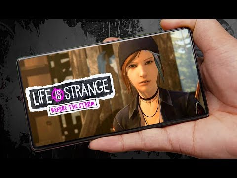 NOVO Life is Strange: Before the Storm Android/IOS