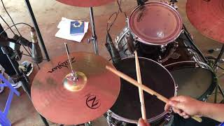 Alive - Drum Cover (Alive YouthCamp)