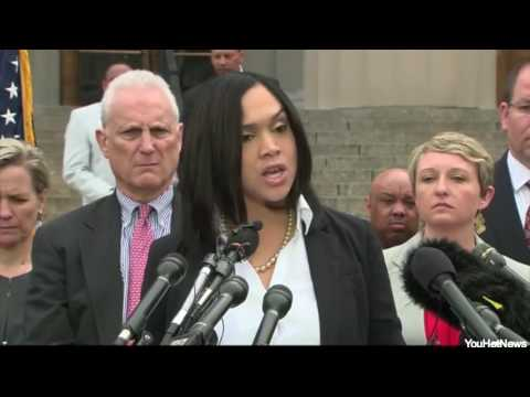Breaking News HOMICIDE! Freddie Gray s Death, Baltimore City State s Attorney Marilyn Mosby FULL