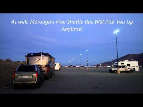 morongo casino overnight rv parking