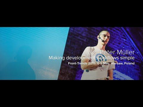 Making development workflows simple