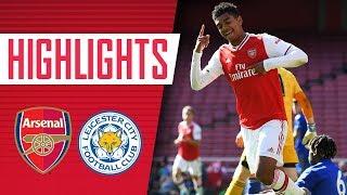 HIGHLIGHTS | Arsenal 2-1 Leicester City | U23
