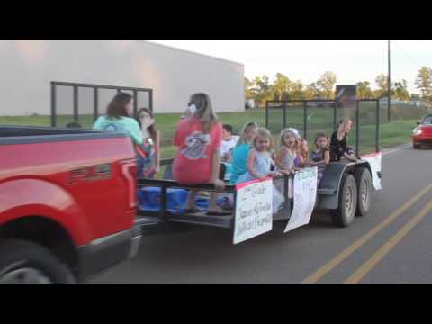 CA Homecoming Parade