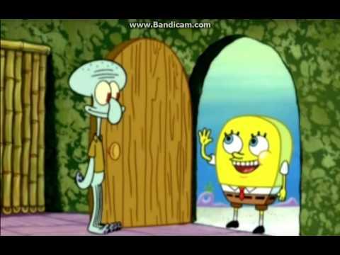 SpongeBob Hi, how are ya?