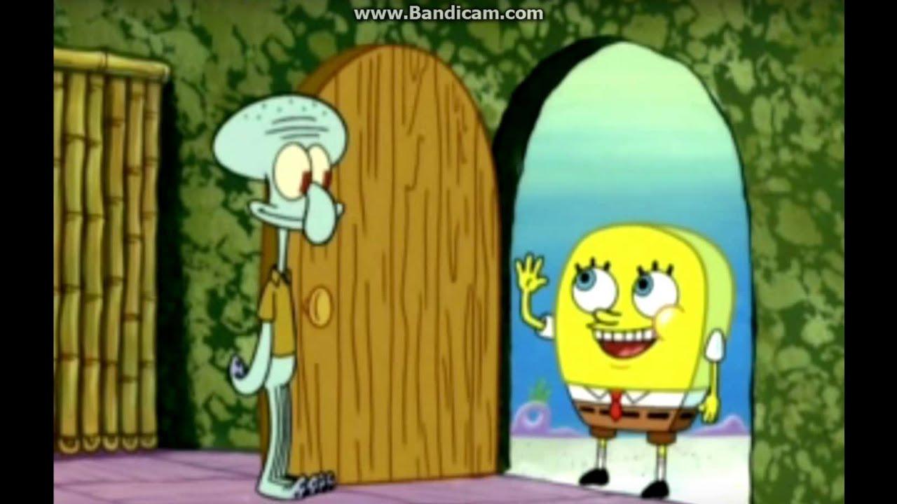 Spongebob hi how are ya