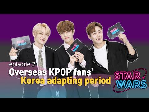 STAR WARS Episode.2 - Overseas KPOP Fans' Korea Adapting Period (Full Ver.)