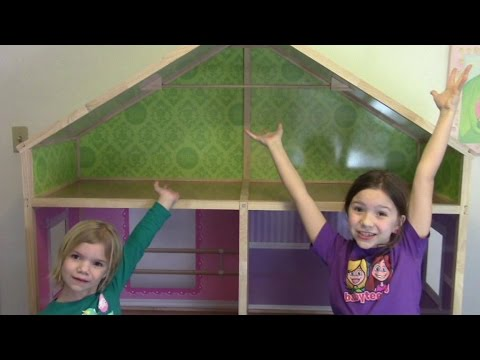 Dollie & Me Biggest dollhouse ever