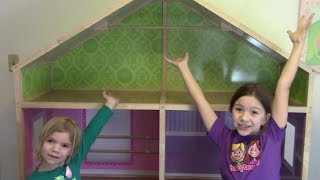 My Girl's Dollhouse! Dollie & Me Biggest Dollhouse Ever! Time For Toys