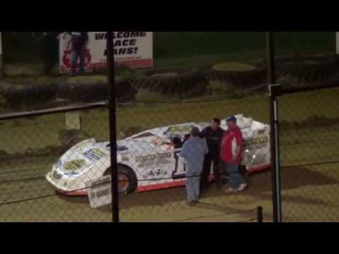 Crate LM Feature 6-1-13  Spoon River Speedway