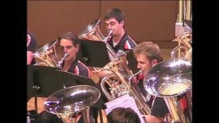 ISU Tuba Euphonium Ensemble - Now the Powers of Heaven