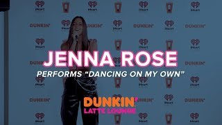 Jenna Rose Performs Cover 'Dancing On My Own' Live   DLL