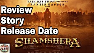 SHAMSHERA Ranbir Kapoor New Movies 2018 Trailer   Release Date   New Bollywood movies 2018  1080 X 1