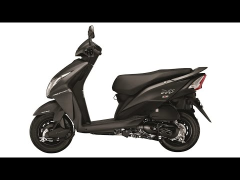 2016 Honda Dio Launched In India at Rs 48,264