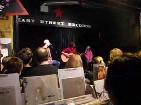 Brandi Carlile  Wasted   @ Easy Street Records