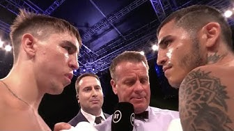 Full fight: Michael Conlan v Diego Alberto Ruiz