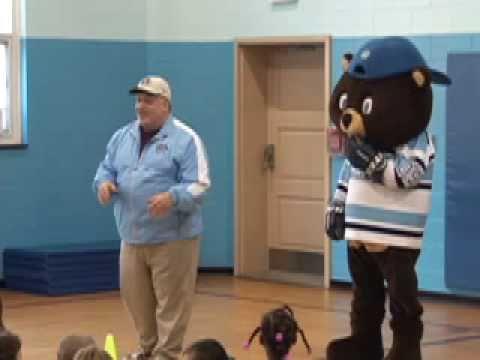 Cape Cod Cubs visit Hyannis West Elementary School