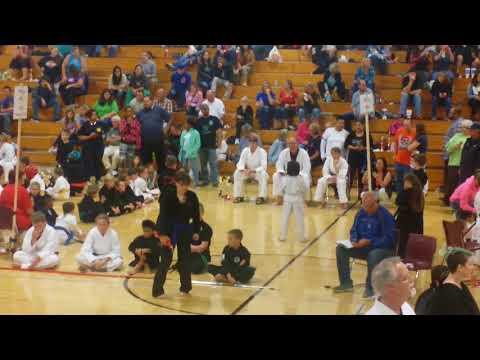 Nolan's tie breaker kata Wawasee middle school 2016