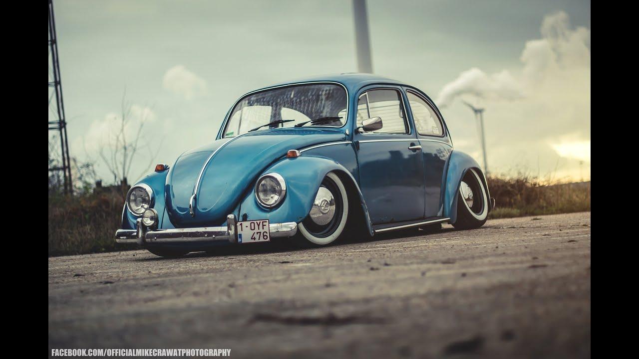 MikeCrawatPhotography: 1972 Volkswagen Bug on Air. - YouTube
