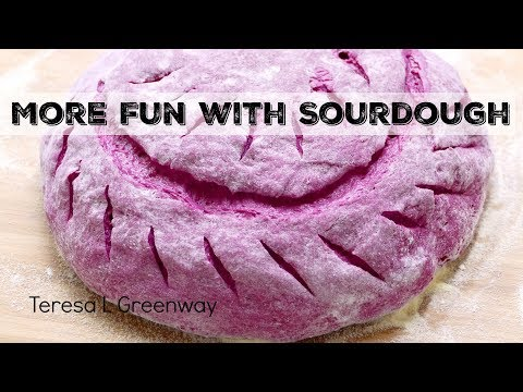 More Fun With Sourdough Bread Baking Online Course Launch
