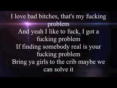 "ASAP Rocky ""Fucking Problems"" Ft. Drake, 2Chainz, Kendrick Lamar Lyrics"